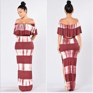 6745dd502540 Fashion Nova Dresses | Bianca Lace Mermaid Dress White | Poshmark